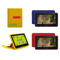 "Sunstech Kids Dual 7"" Roja"