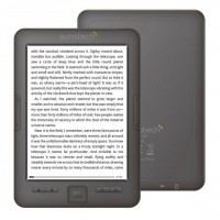 "Ebook Sunstech EBI5 6"" (Tinta electronica)"