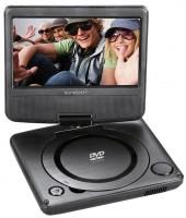 "Reproductor DVD portátil 7"" DLPM728BK"