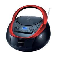 Radio Cassette CD + USB 3,6W CXUM51RD