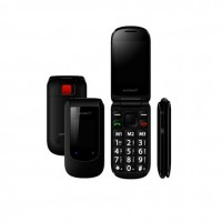 Telefono Sunstech CELT20 Negro