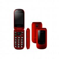 Telefono Sunstech CELT20 Rojo