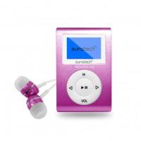 MP3Dedalo III 4GB Rosa