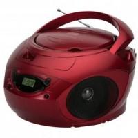 Radio-cd USB 2.4 Roja CRUM385RD