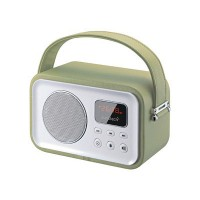 Radio Digital Bluetooh RPBT450V Verde