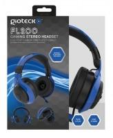 Auricular Flow 200 Stereo Azul - PS4