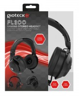 Auricular Flow 200 Stereo Negro - PS4