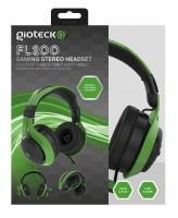 Auricular Flow 200 Stereo Verde - PS4