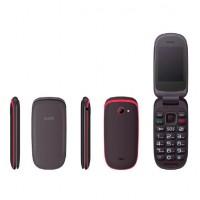 """Telefono Senior Qubo Xoel Rojo 2,4"""""""