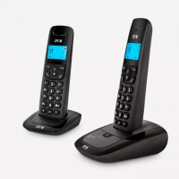 Telefono inalámbrico SPC Purity Black Duo