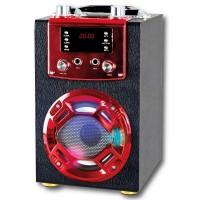 Altavoz bluetooth karaoke GR-WSK120 Rojo