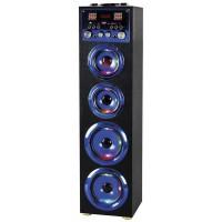 Altavoz HiFi Bluetoooth Karaoke 4R SOUND GR-WSK105 Azul