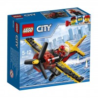 LEGO City Avión de Carreras