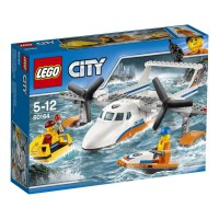 LEGO City Avión de Rescate Marítimo