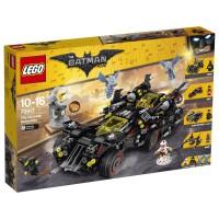 LEGO Batmóvil Mejorado