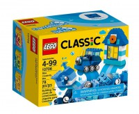 LEGO Caja Creativa Azul