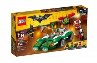 LEGO Batman - Coche Misterioso de The Riddler