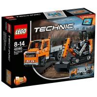 LEGO Technic - Equipo de Trabajo en Carretera