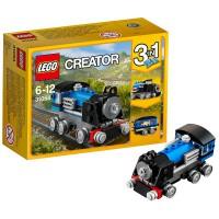LEGO Expreso Azul
