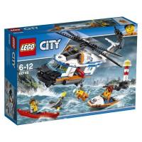 LEGO Gran Helicóptero de Rescate