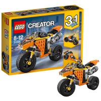 LEGO Gran Moto Callejera