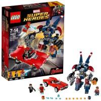 LEGO Iron Man: el ataque de Acero de Detroit