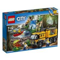 LEGO Jungla: Laboratorio Móvil