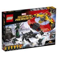 LEGO La batalla definitiva por Asgard