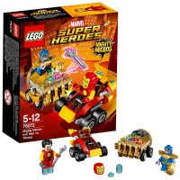 LEGO Mighty Micros: Iron Man vs. Thanos
