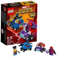 LEGO Mighty Micros: Lobezno vs. Magneto