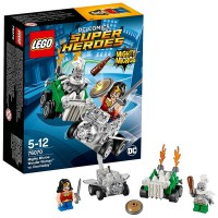 LEGO Mighty Micros: Wonder Woman vs. Doomsday