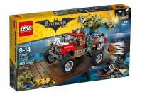LEGO Reptil Todoterreno de Killer Croc