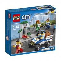 LEGO Set de Introducción - Policía