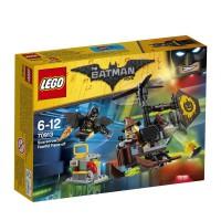 LEGO Batman - Terrorífica batalla contra el Espantapájaros