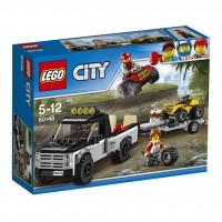 LEGO Todoterreno del Equipo de Carreras