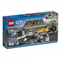 LEGO Transporte del Dragster