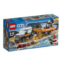 LEGO Unidad de Respuesta 4x4