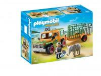 Playmobil Camión con Elefante