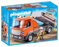 Playmobil Camión Contenedor