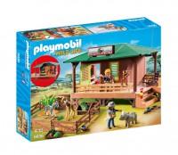 Playmobil Clínica Veterinaria de África