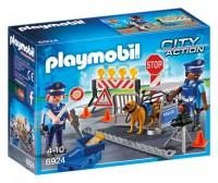 Playmobil Control de Policía