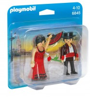 Playmobil Duo Pack Bailarines Flamencos