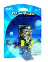 Playmobil Espía Mega Masters