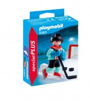 Playmobil Jugador de Hockey sobre Hielo