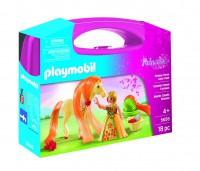 """Playmobil Maletín grande """"Princesa con caballo"""""""