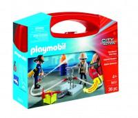 "Playmobil Maletín grande ""Bomberos"""