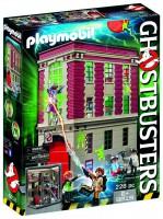 Playmobil Cuartel Parque de Bomberos Ghostbusters