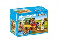 Playmobil Picnic con Poni y Carro