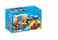 Playmobil Taller Karts