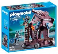 Playmobil Torre de Ataque de los Caballeros del Halcón